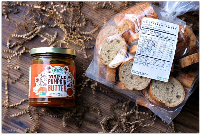 Sprouts Brand Pumpkin Products GIVEAWAY! #TalkPumpkinToMe AD   Mama Harris' Kitchen