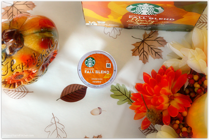 Apple Yogurt Parfaits with Homemade Fall Flavors Granola Starbucks Pumpkin Spice Latte Fall Blend #StarbucksAtHome #SavorEverySip AD   Mama Harris' Kitchen