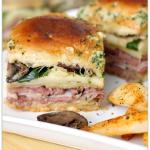 Deli Sandwich Style Sliders