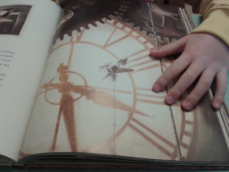 Lindbergh: Uhrwerk und Flugmaschine