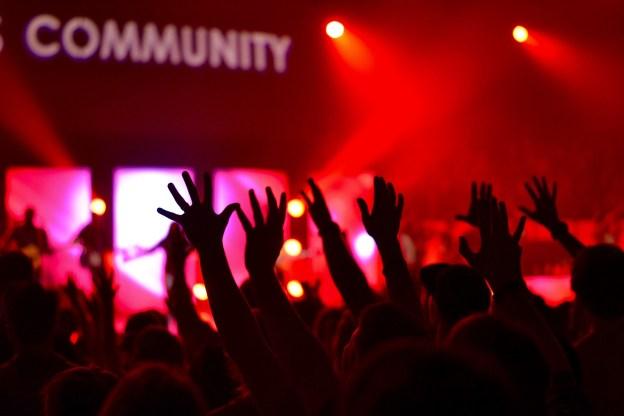 community crowd