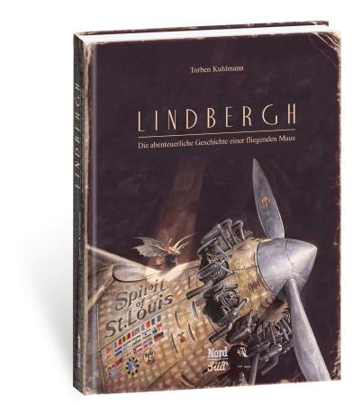 Lindbergh - Die abenteuerliche Geschichte einer fliegenden Maus