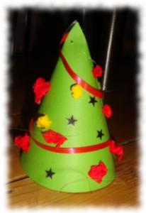 Unser einziger Weihnachtsbaum in diesem Jahr