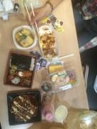 Last dinner Japan