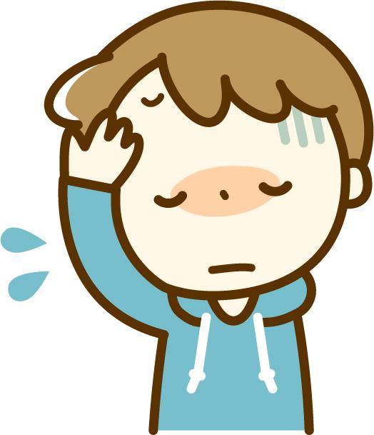 子供の夏バテの症状は嘔吐や発熱?原因は?