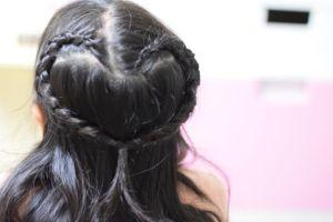 卒園式の子供の髪型!簡単にできる女の子に人気のヘアアレンジ7選