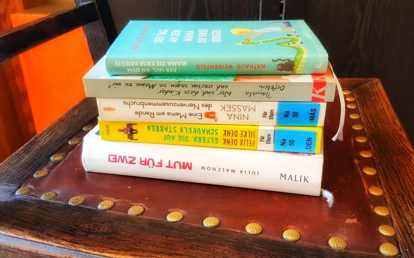 Bücher für gute Laune