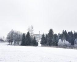 Kloster Reutberg_Weg zum Kirchsee