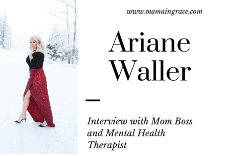 Interview with Ariane