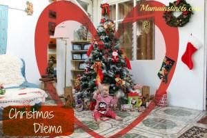 Christmas dilema