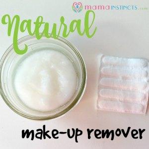 DIY Natural Make-Up Remover