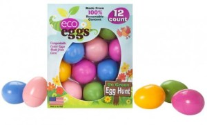 Easter egg hunt {for my 1 year old}