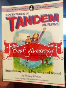 Book giveaway: Adventures in tandem nursing