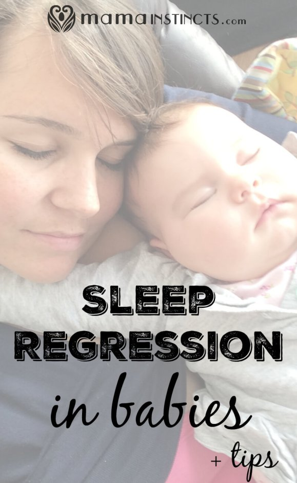 Is your baby suddenly waking up a lot? Why is this happening? Your baby could be going through a sleep regression phase. Learn when baby's go through sleep regression phases and get tips on how to cope with it.