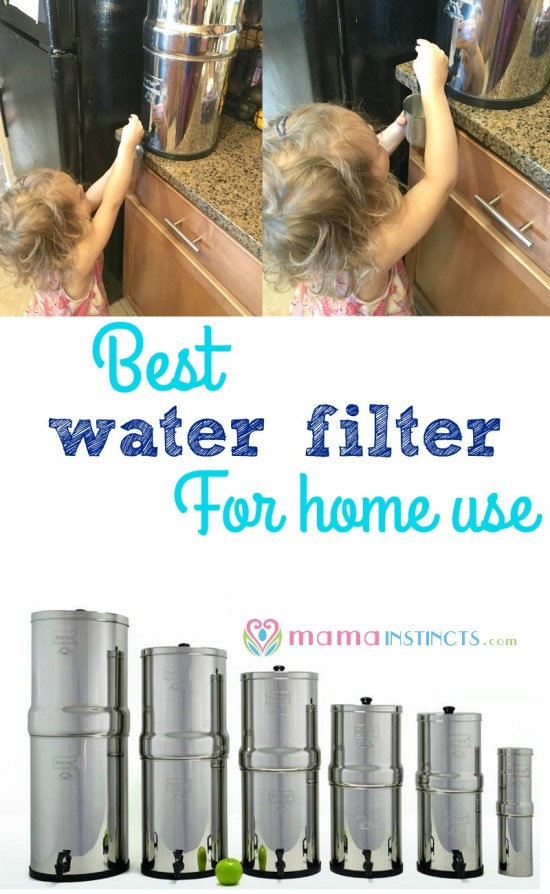 Did you know tap water contains lots of pollutants? Find out the different ways you can filter water in your home and which is our favorite pick.