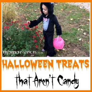 Best candy alternatives for Halloween