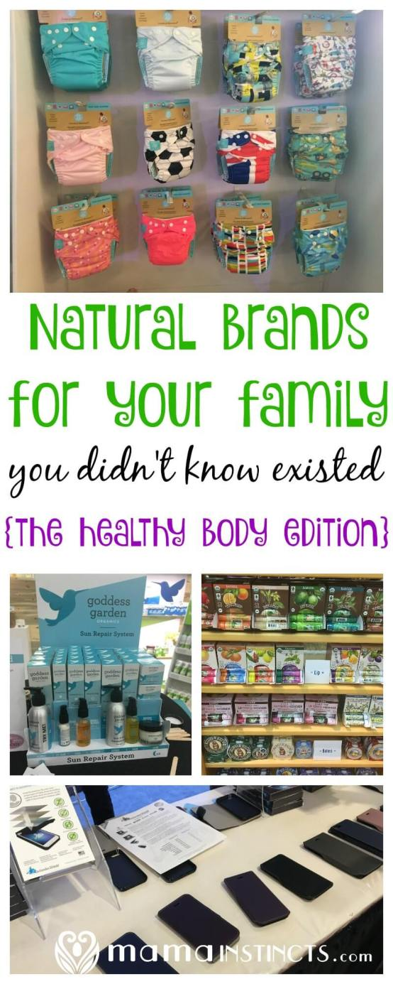 Looking for green home and body products for your family? Check out these natural brands - baby products, skin care products, supplements and eco-friendly alternatives for the home.