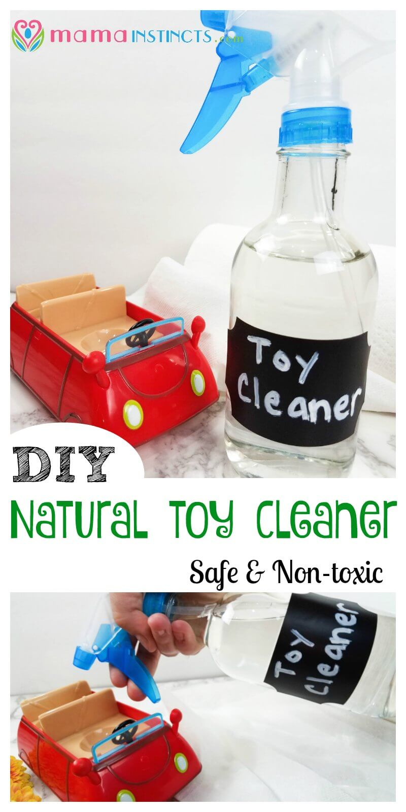 How To Clean Baby Toys And Surfaces Safely The Science