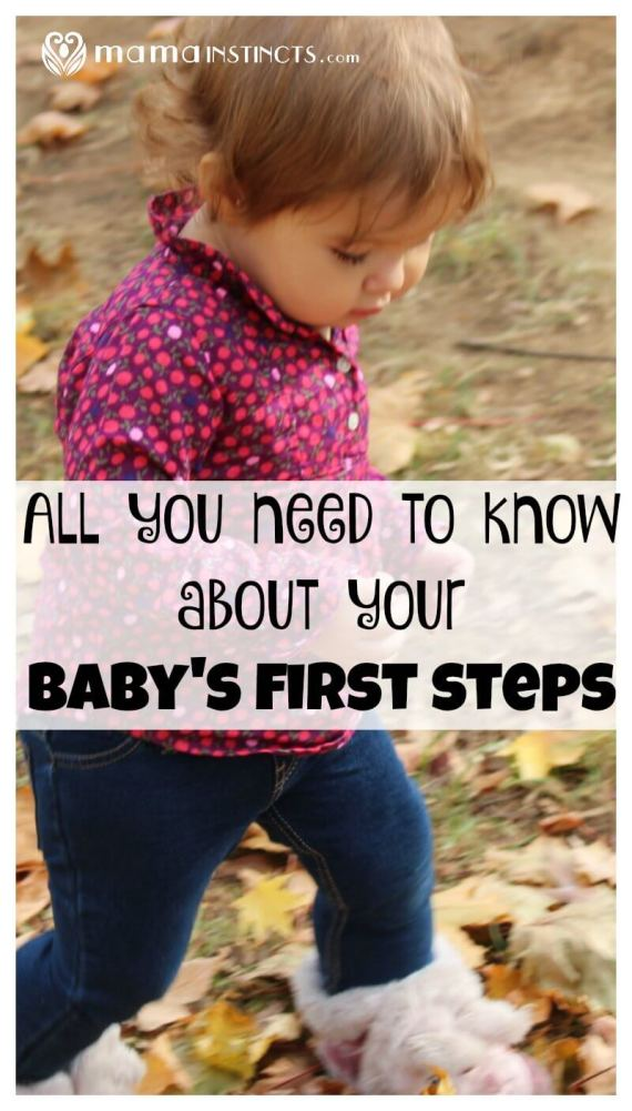 Baby's first step are a huge milestone. Find out when they should start walking, how to encourage them, even before they walk, and safety measures you should take around your home.