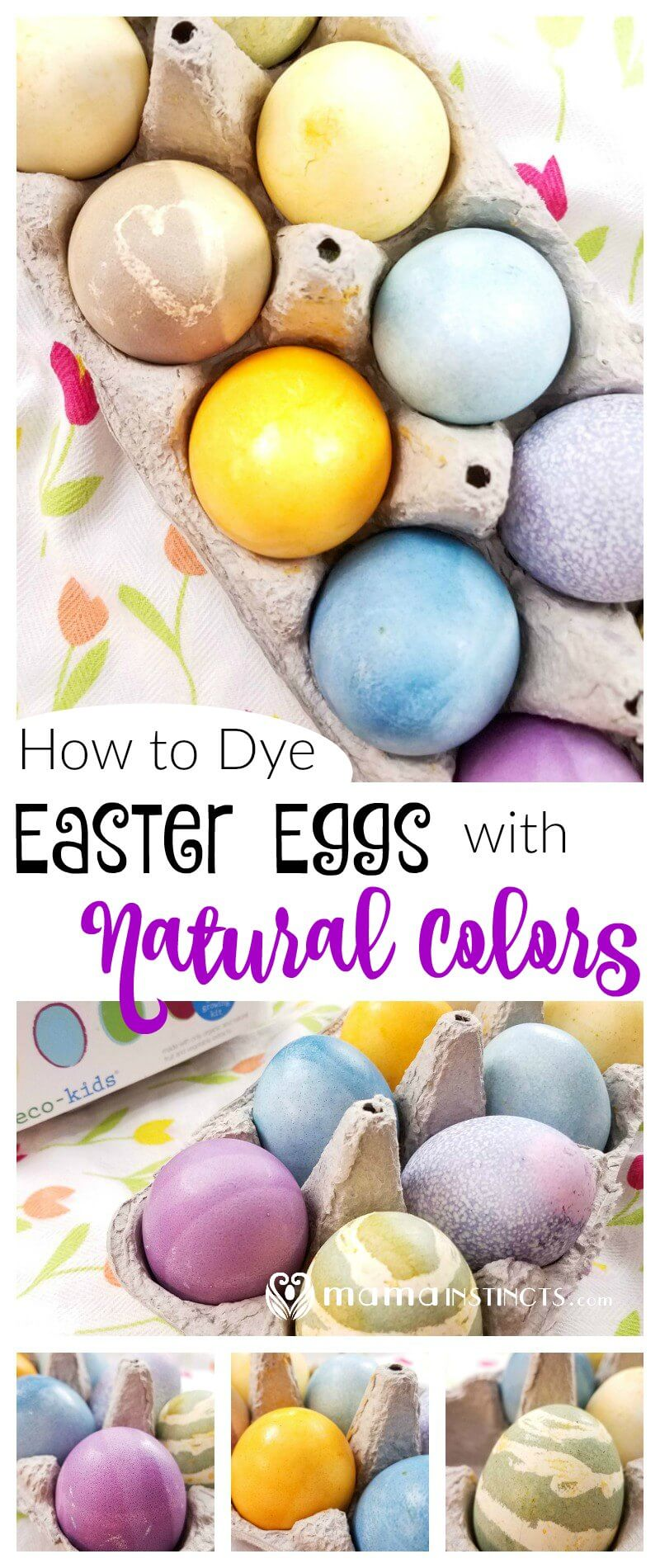 how to get easter egg dye off skin