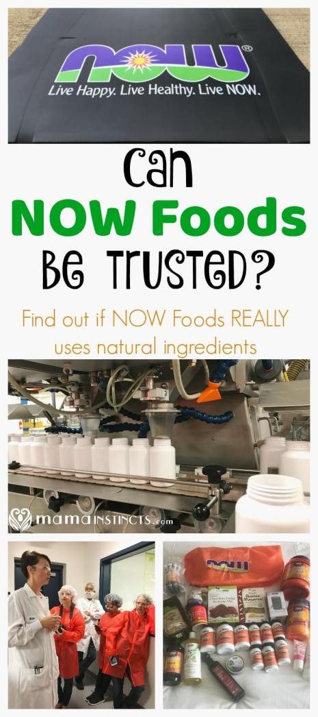 Are NOW foods products truly natural? Are they safe and can they be trusted? Find out what we learned after touring the NOW Foods headquarters. You'll be surprised!