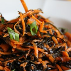 Kitchen Drain Commercial Hot Box Arame Seaweed Salad | Mama In The