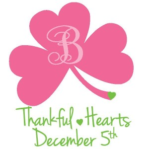 the thankful hearts project