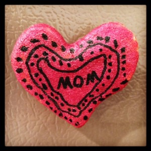 Handmade Mother's Day Presents are the Best!