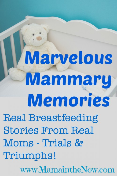 Real Breastfeeding Stories From Real Moms - Trials & Triumphs!