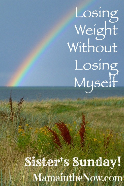 Losing Weight Without Losing Myself
