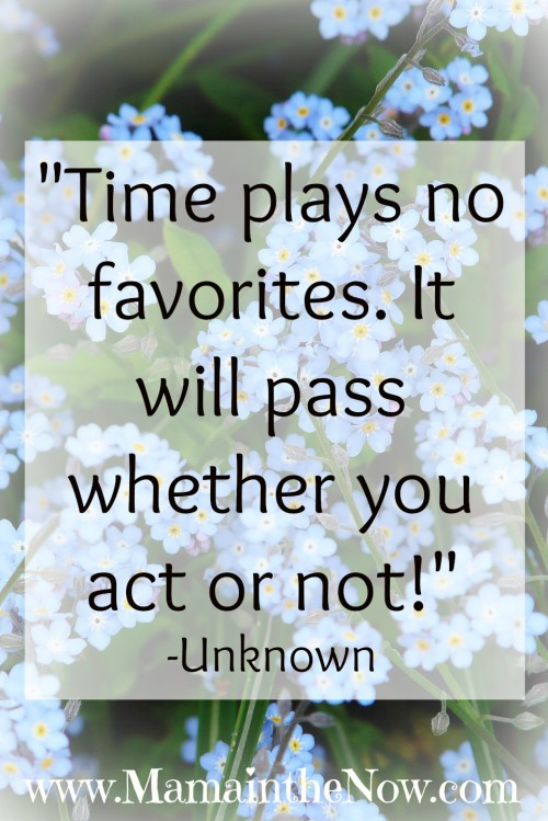 time plays no favorites