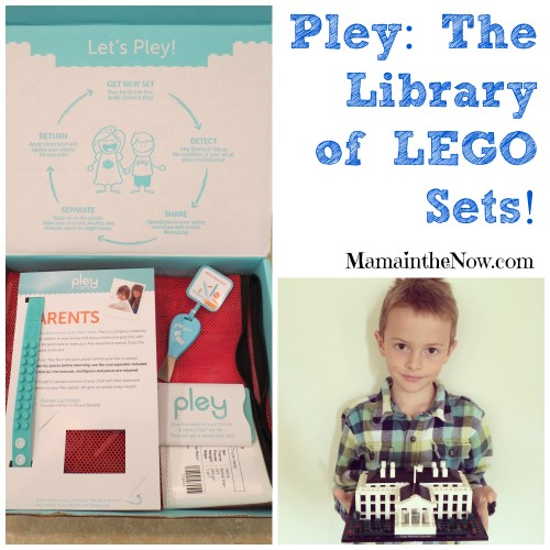 Pley: The Library of LEGO Sets