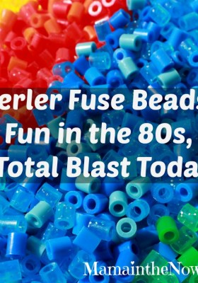 Perler Fuse Beads: Fun in the 80s, a Total Blast Today!