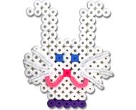 Biggie Beads Rabbit Instructions