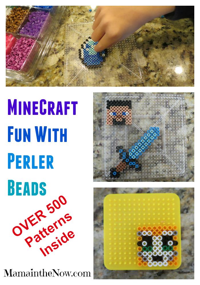 Over 500 Pokemon And Minecraft Perler Bead Patterns