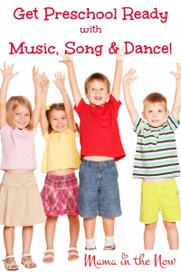 Get Preschool Ready with Music, Song and Dance. Teach basic preschool skills through catchy children's songs. Playlists and videos inside.