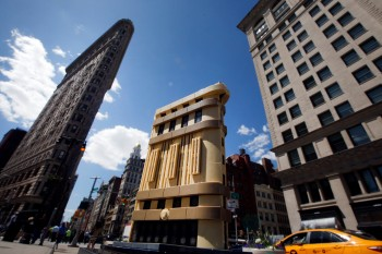 LEGO Architecture Flatiron Building New York