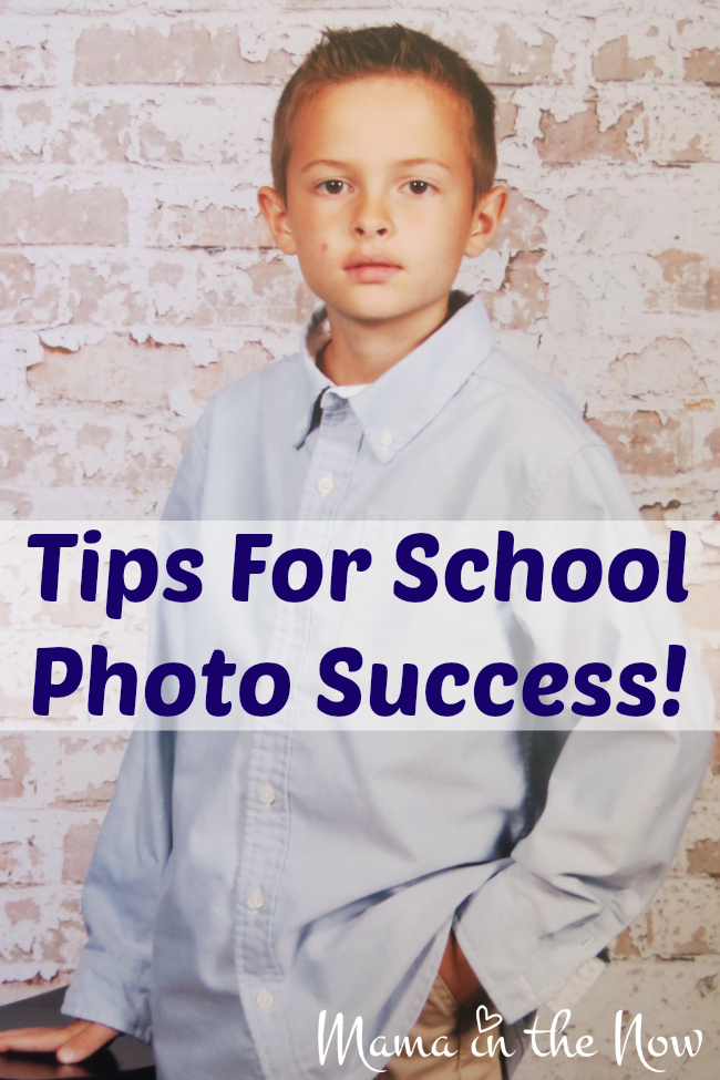 Tips for School Photo Success