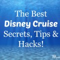 The best disney cruise secrets tips and hacks