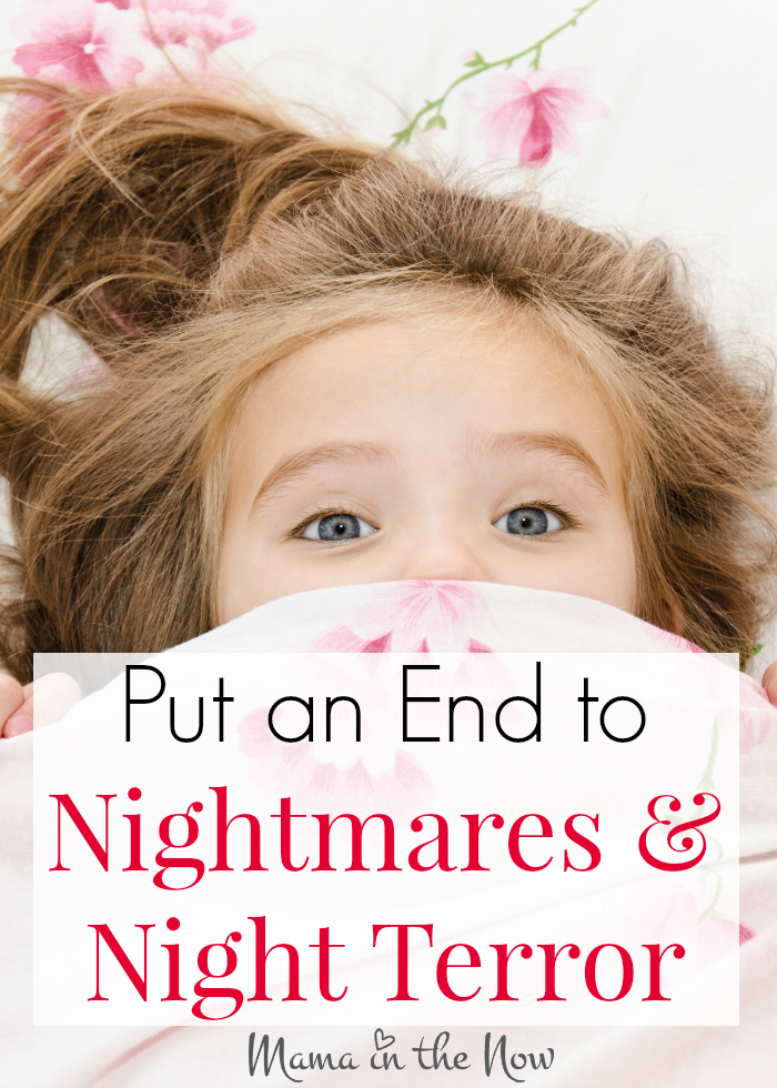 Put an end to nightmares and night terror. A childhood sleep expert shares tips to create habits that promote sound sleep.