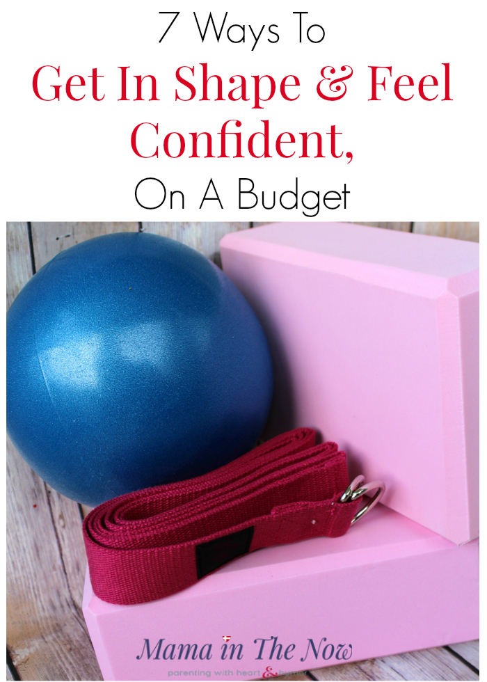 7 Ways To Get In Shape And Feel Confident On A Budget