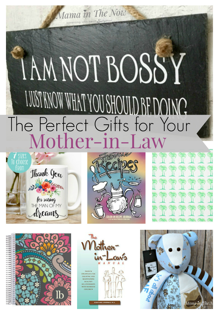 Find The Perfect Gifts For Your Mother In Law