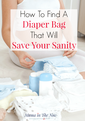 Diaper bag tips and hacks for new moms, moms of multiples and veteran moms. Diaper bag must-have features and three awesome bags.