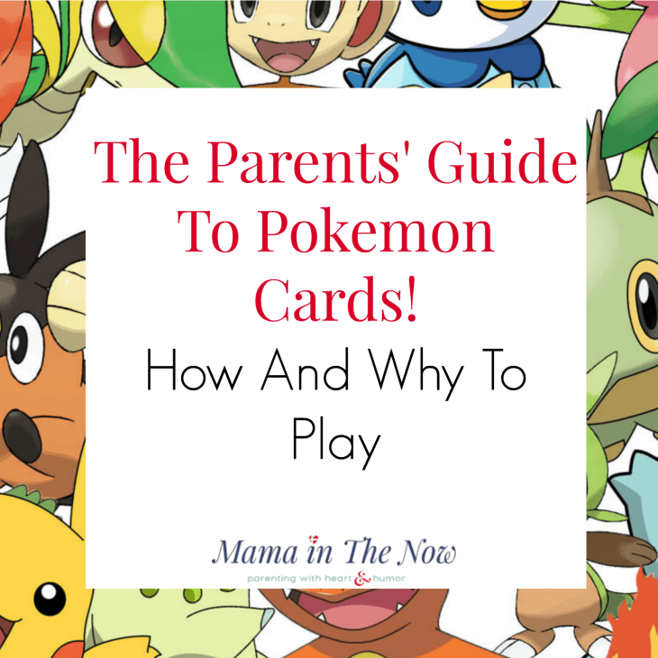 Learn how and why your kids should collect Pokemon cards and play the game - tips and tricks from a mother of four Pokemon fans.