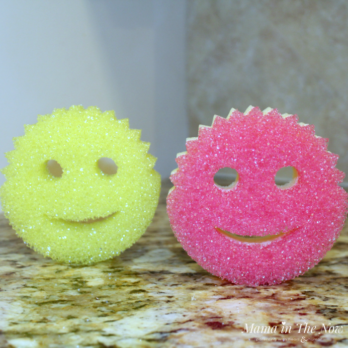 Scrub Mommy and Scrub Daddy