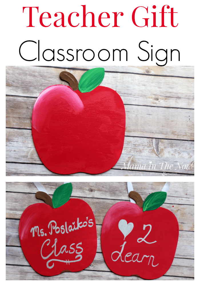 This Personalized Wood Classroom Sign Is The Perfect Teacher Gift. Great  For Back To School