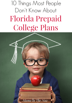 Does saving for your kid's college cause you sleepless nights? Florida residents need to check out this important information about the Florida Prepaid College Plans. You need these college planning and college savings tips!