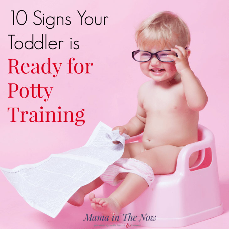 how to start potty training a toddler