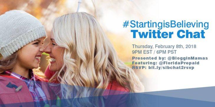 Florida Prepaid Twitter Chat #StartingIsBelieving