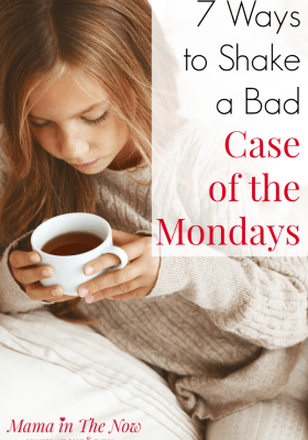 7 ways to shake a bad case of the Mondays. Reset your mood, stop tantrums in their tracks, cheer up grumpy tweens and teens. Parenting tips and motherhood advice, from the help of Ivory, will surely to put a smile on your face. #ParentingTip #ParentingWin #ToddlerTantrums #AD #ivorysoap